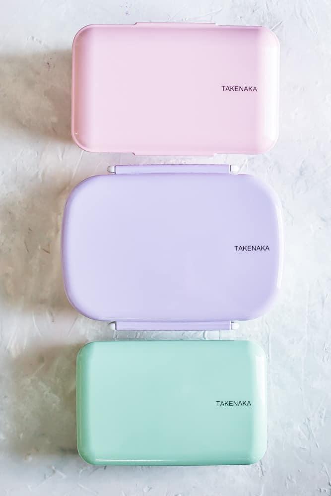 takenaka bento boxes