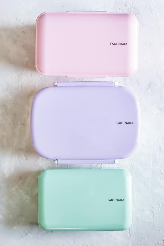takenaka bento boxes
