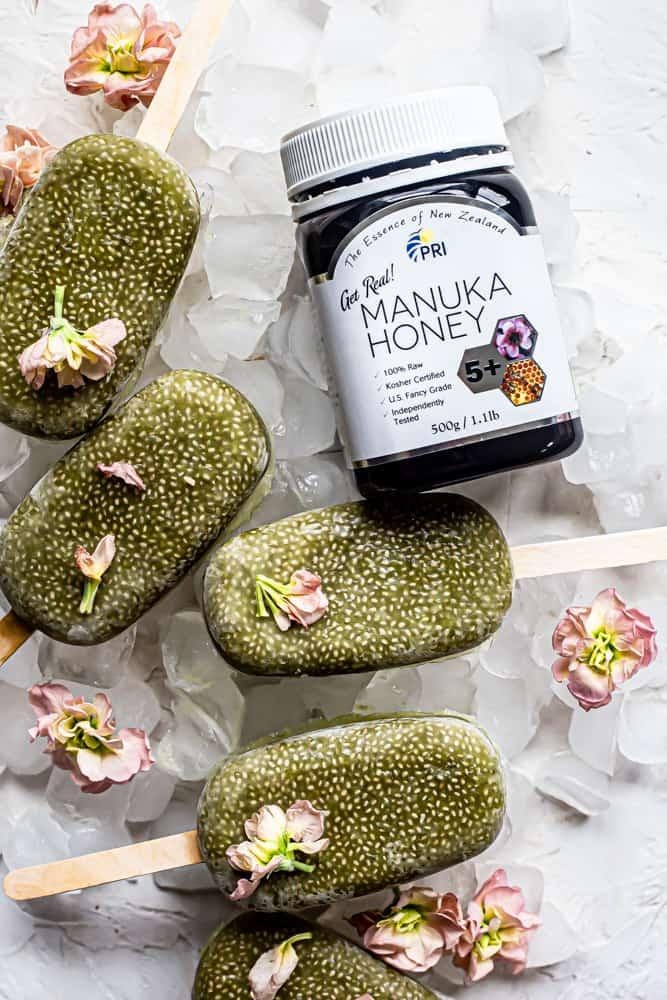 Manuka honey recipes