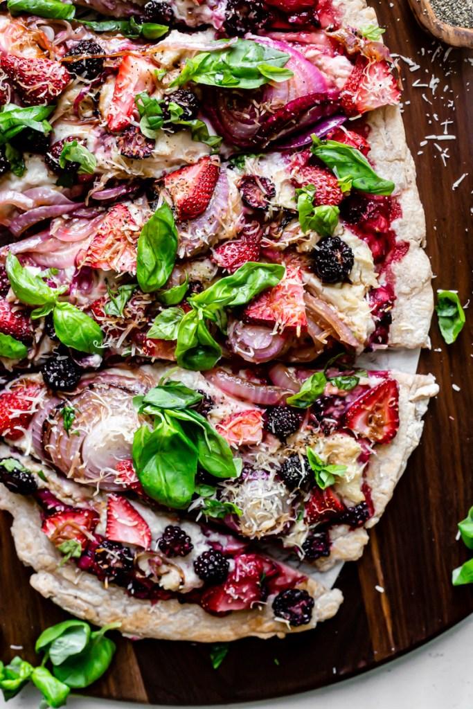 gluten free pizza recipes