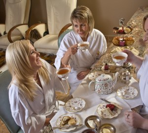 Tea Time At Secret Garden Spa, Healthy Living and Travel