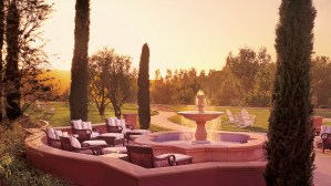 Naturally Inspired ~ The Spa at the Grand Del Mar