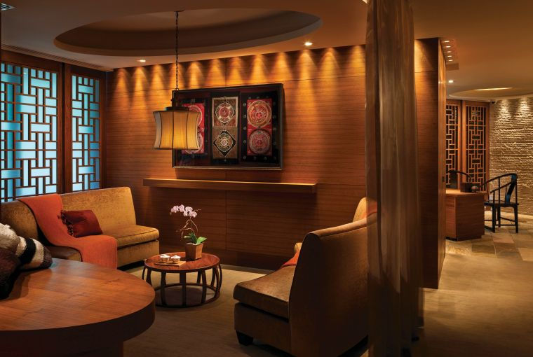 CHI, The Spa at Shangri-La Hotel, Vancouver, Healthy Living + Travel