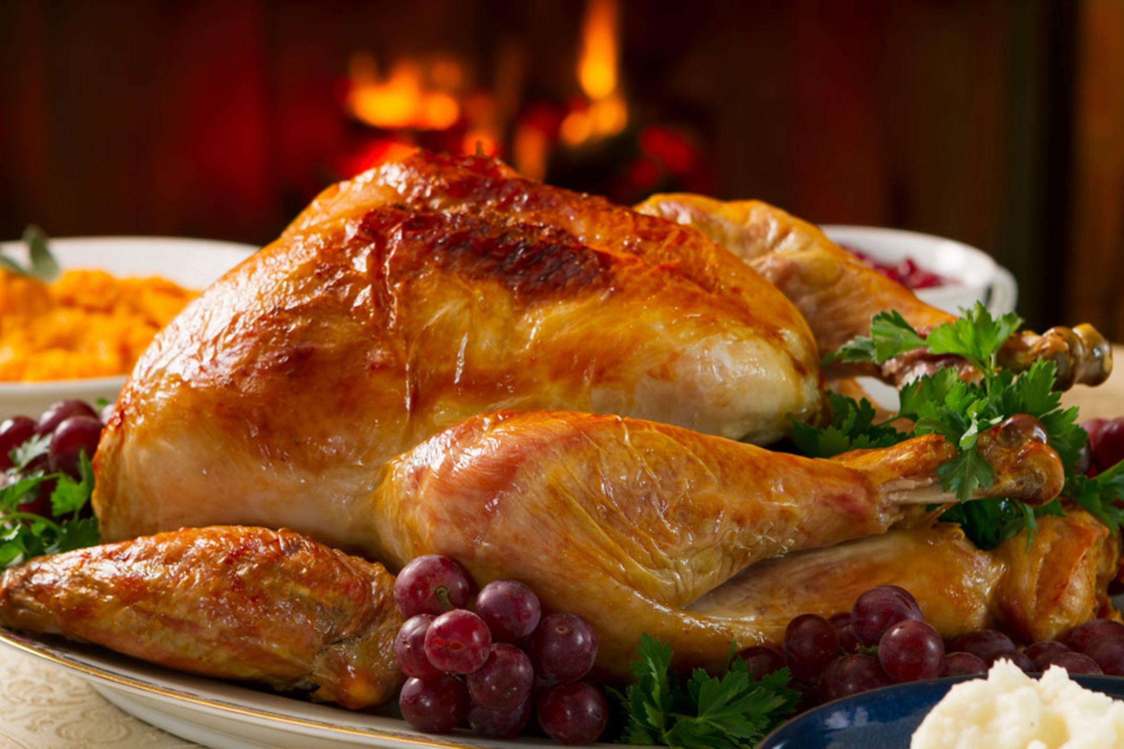 Enjoy A Healthy Thanksgiving Dinner