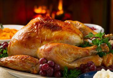 Thanksgiving Dinner, Healthy Living + Travel