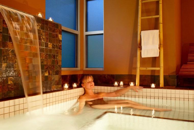 Evensong Spa, Heidel House Resort, Healthy Living + Travel
