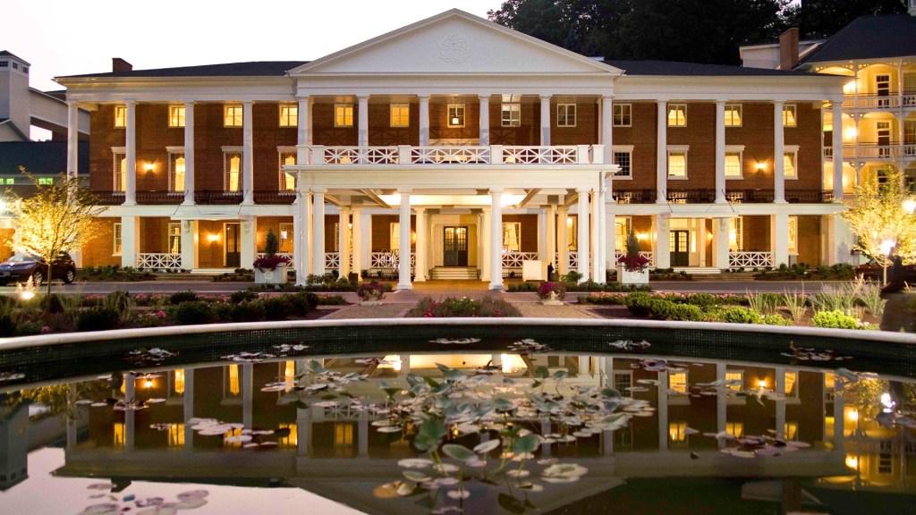 Bedford Springs Resort, Spas of America