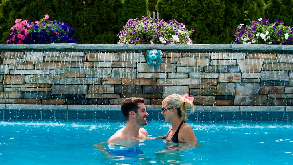 100 Fountain Spa, Spas of America