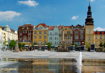 Ostrava, Czech Republic, Healthy Living + Travel
