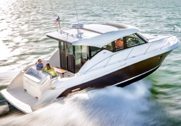 Tiara 39 Coupe, Healthy Living + Travel