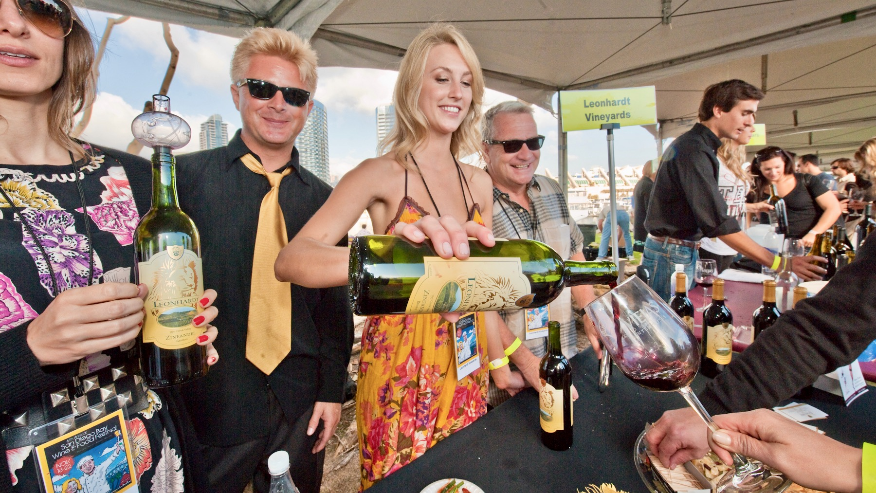 San Diego Bay Wine & Food Festival, Healthy Living + Travel