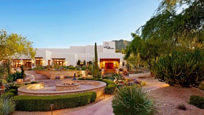 Spat at Camelback Inn, Healthy Living + Travel