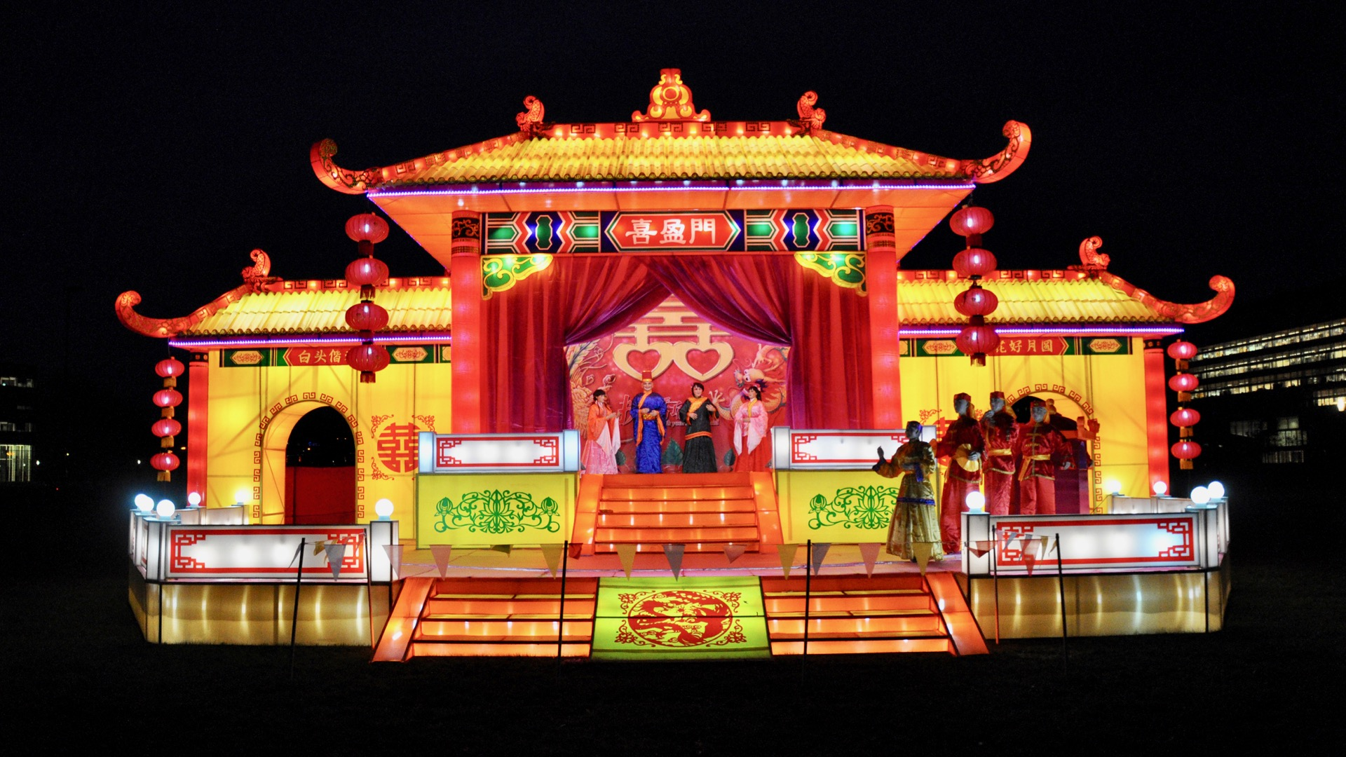 Vancouver Chinese Lantern Festival 2017 Healthy Living Travel