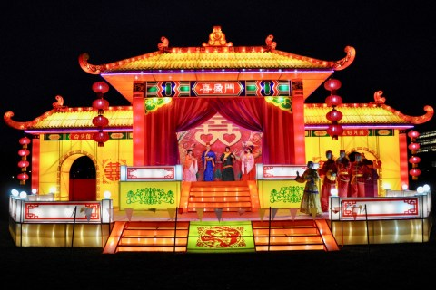 Vancouver Chinese Lantern Festival 2017