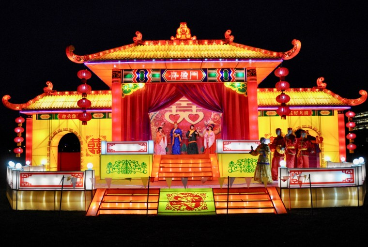 Vancouver Chinese Lantern Festival, Healthy Living + Travel