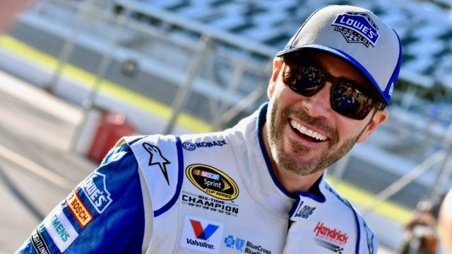 Jimmie Johnson, Healthy Living + Travel