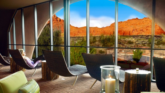 Red Mountain Resort, Healthy Living + Travel