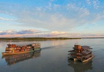 Explore the Amazon with Delfin Amazon Cruises, Healthy Living + Travel