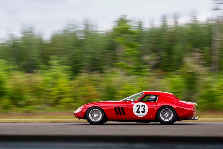1962 Ferrari 250 GTO, Healthy Living + Travel