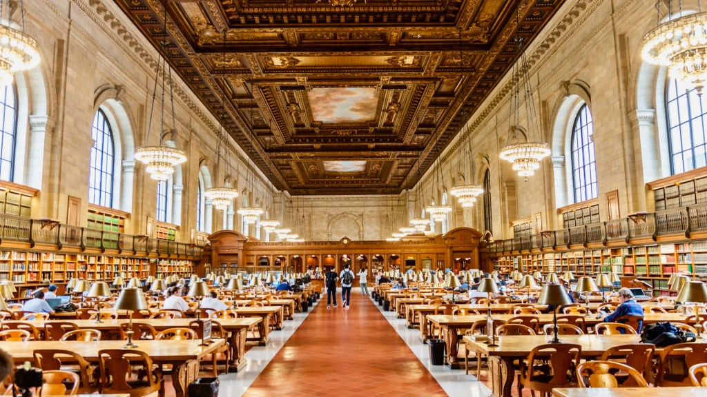 New York City Library, Healthy Living + Travel