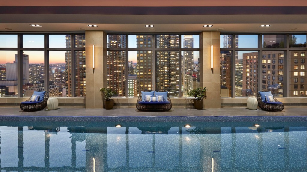 Mandarin Oriental New York, Spas of America