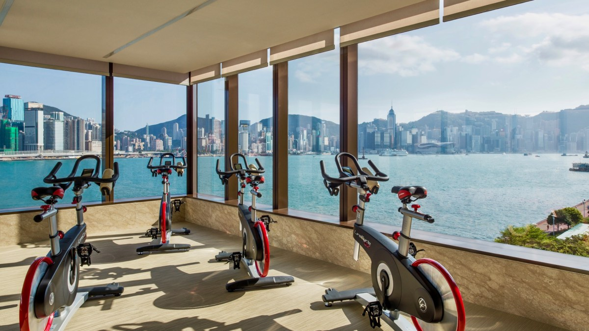 World's Best Gyms, Healthy Living + Travel