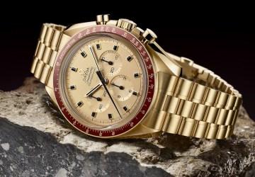Omega Speedmaster Apollo 11 50th Anniversary Watch, Healthy Living + Travel
