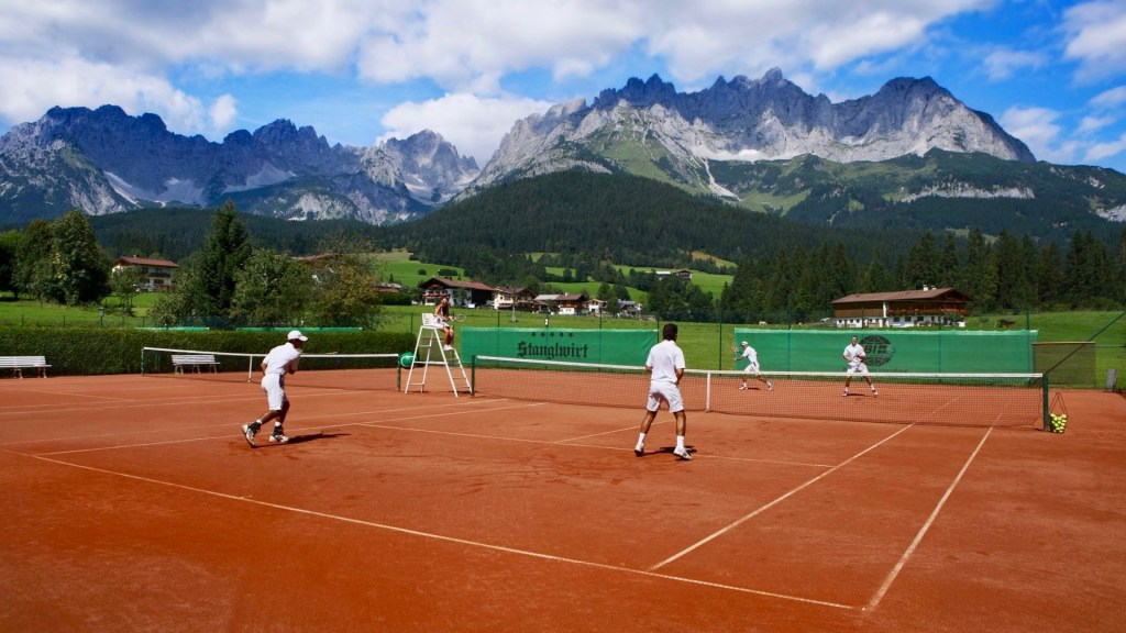 Roy Emerson Tennis Weeks, Healthy Living + Travel