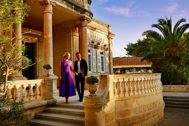 Corinthia Palace Hotel & Spa, Healthy Living + Travel