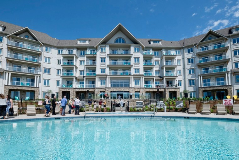 Deerhurst Resort, Healthy Living + Travel