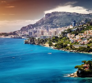 Healthy Living + Travel, Monaco Seaside