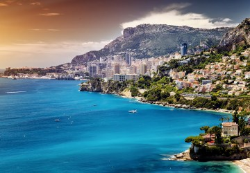 Healthy Living + Travel, Monaco Seaside