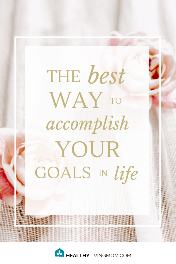 The Best Way to accomplish your goal in life is easy but most people don't think about it or do it at all. It's the best way, because it was God's idea first. #goalsinlife