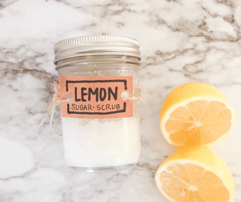 I looked everywhere for an easy Sugar Scrub DIY recipe that didn't have essential oils in it. So I finally just figured it out myself! 3 Ingredients—you might just have on hand already.