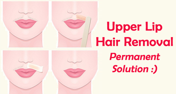 How to Remove Upper Lip Hair!
