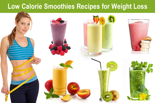 The Best Healthy Smoothies For Weight Loss!