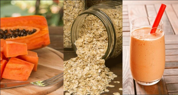 This Shake Flatten The Belly, Clean The Colon and Remove All The Fat Completely From Your Body!