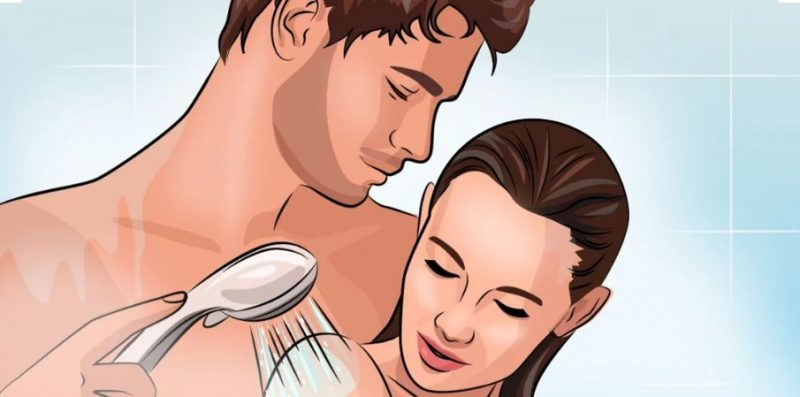6 VALID AND AMAZING REASONS TO SHOWER WITH YOUR MAN EVERY DAY