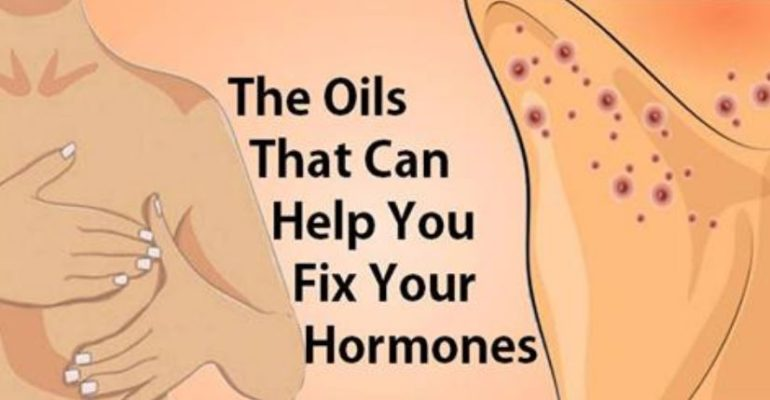 The Oils That Can Help You Fix Your Hormones