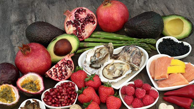 Top 10 foods to enhance sexual performance!