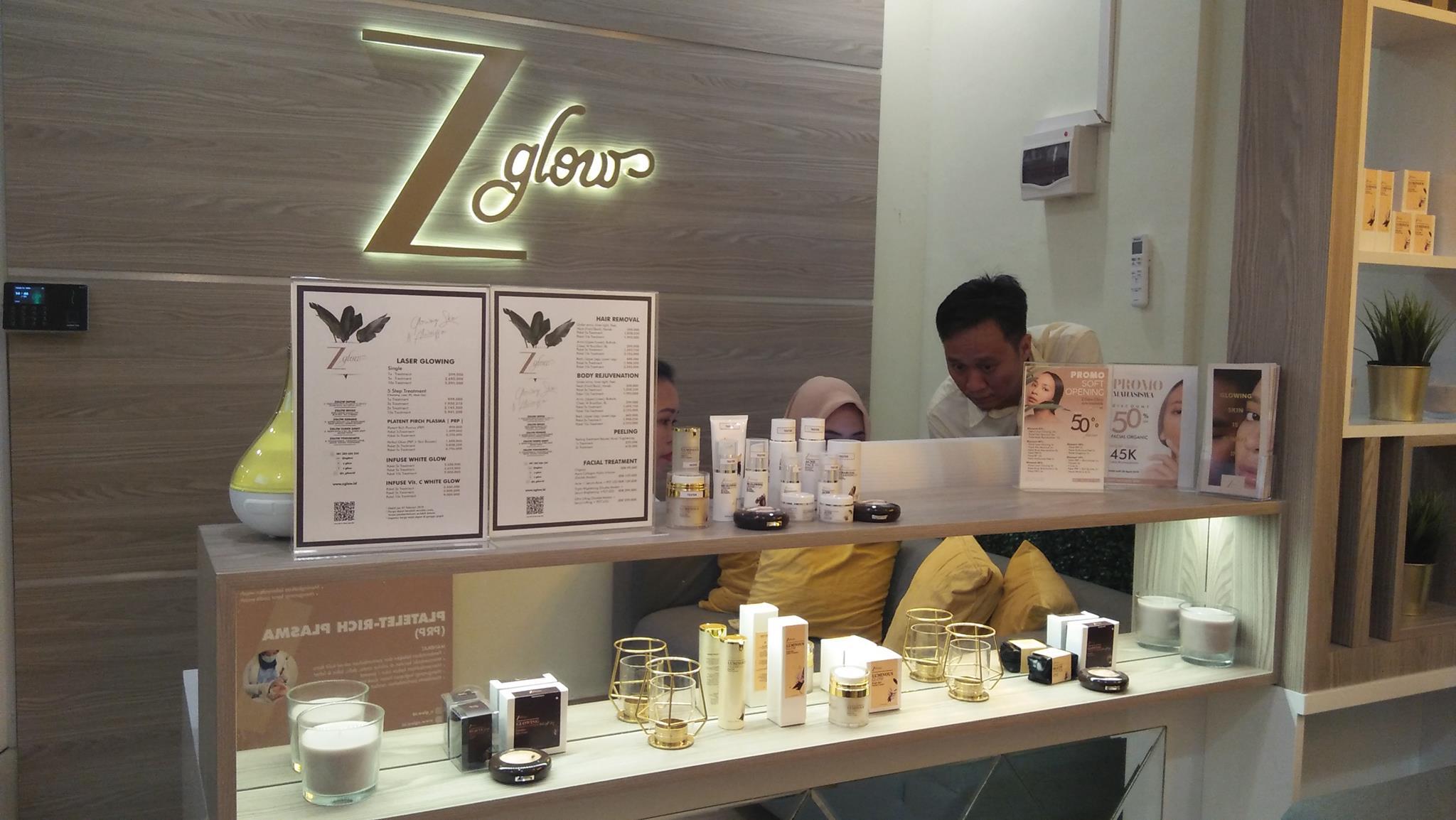 Jogja Medical Center, Zglow Clinic Kekinian Yang Super Nyaman