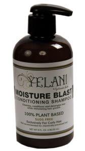 Yelani Moisture Blast Conditioning Shampoo