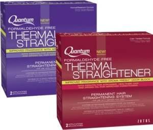 Quantum-Thermal-Straightener