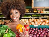 95 foods for healthy hair care and growth, freebie at healthy natural hair products