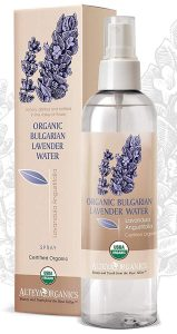 Alteya Organics Lavender Water. Lavender water for homemade hair gel recipes