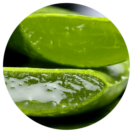 how to make aloe vera gel for hair