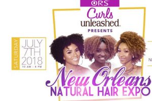 New Orleans Natural Hair Expo 2018