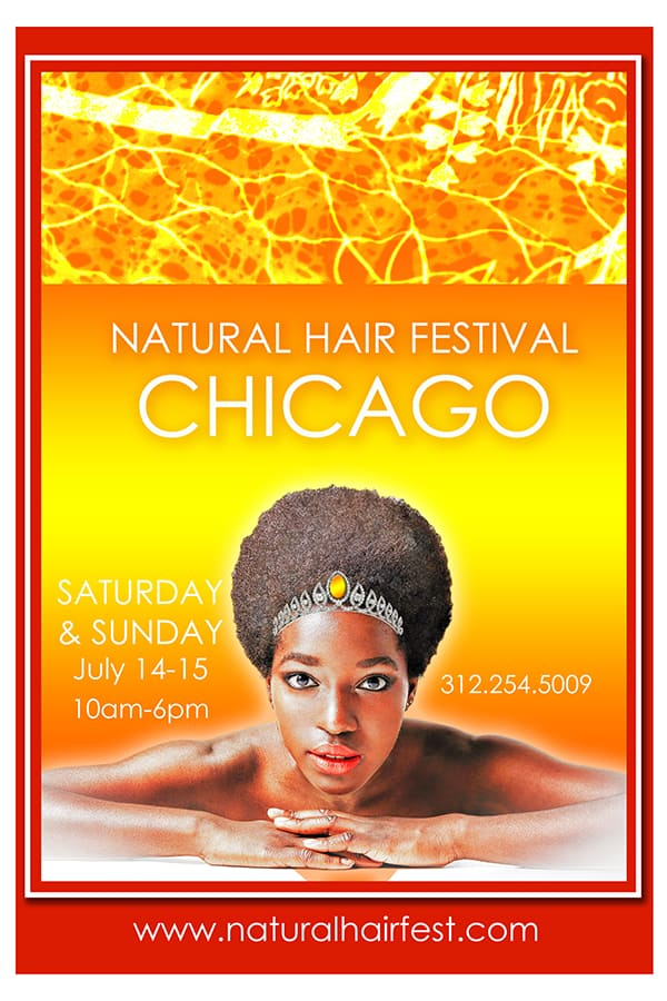 Natural Hair Fest Chicago 2018
