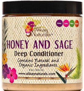 Alikay Naturals Honey and Sage Deep Cond