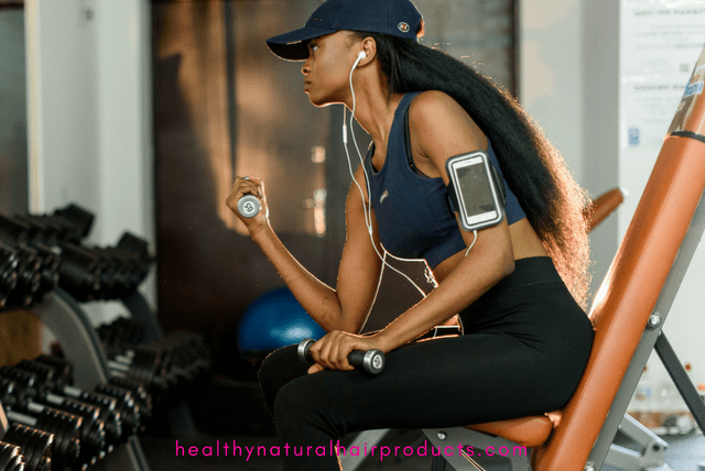 Exercise and Faster Natural Hair Growth